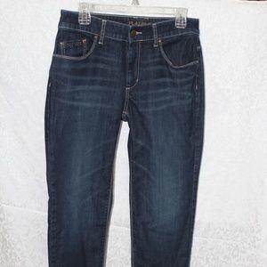 CHICO'S Platinum Straight Leg Jeans